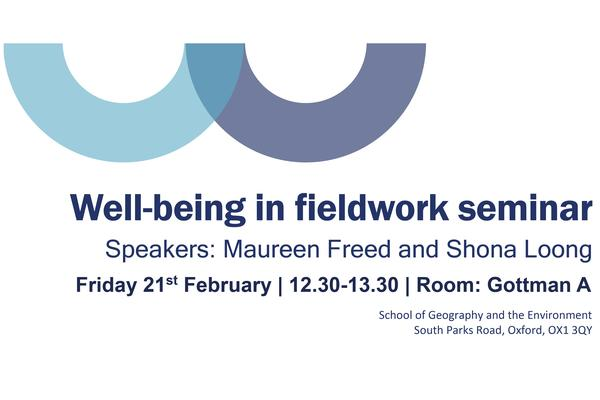 wellbeing in fieldwork
