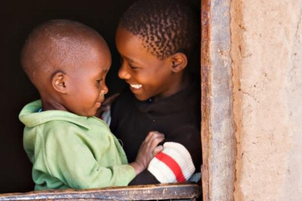 empowering aids orphaned children in africa