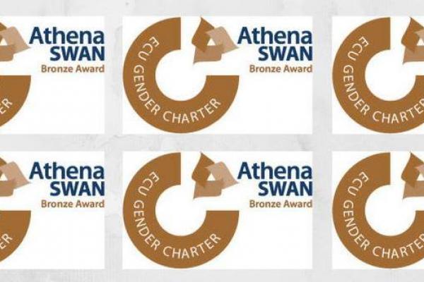 athena swan success for economics