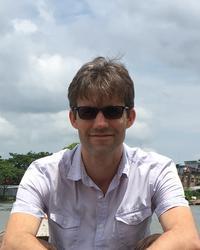 Portrait of Patrick Thomson